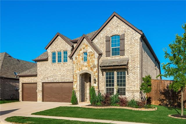 2500 San Jacinto Drive, one of homes for sale in Euless