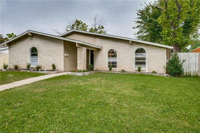 421 Thistle Drive, Garland in Dallas County, TX 75043 Home for Sale