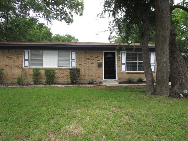 1005 Curtis Drive, Garland, Texas