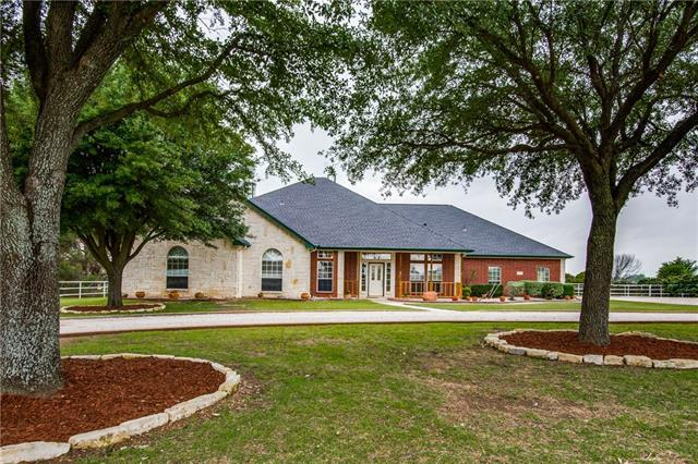 One of Haslet 5 Bedroom Homes for Sale at 13713 Northwest Court