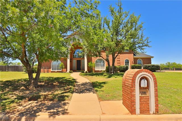 1318 Saddle Lakes Drive, Abilene, TX 79602
