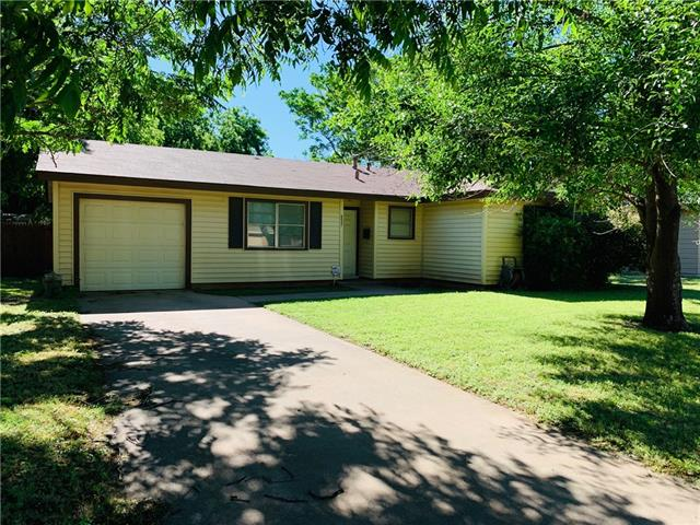 3501 Grand Avenue, Abilene, TX 79605
