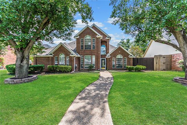 1110 Timberline Lane, Allen, Texas