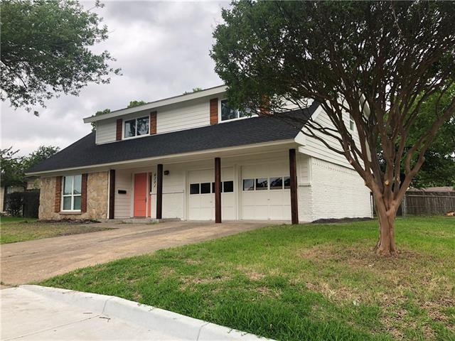 4301 Justice Lane, Garland, Texas