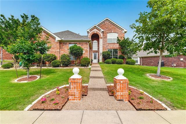 801 Grove Drive, Garland in Dallas County, TX 75040 Home for Sale