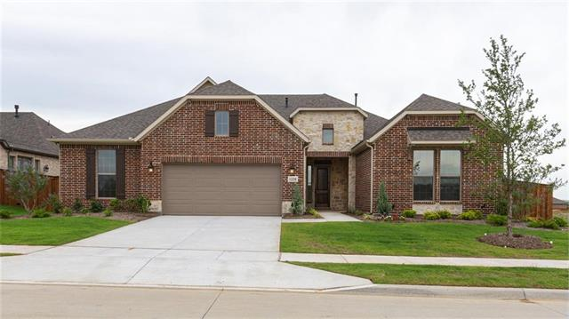 One of Haslet 4 Bedroom Homes for Sale at 1228 Marigold Lane