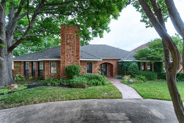 723 Spring Brook Drive, Allen, Texas