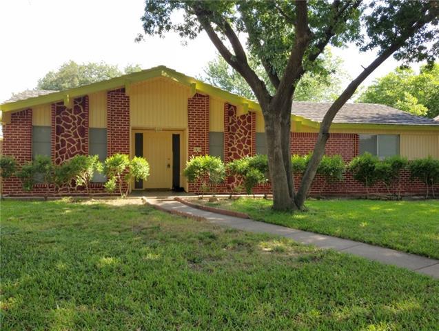 1818 Eldorado Drive, Garland, Texas