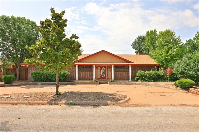 3509 Brookhollow Drive Abilene, TX 79605