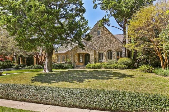 4119 Rock Creek Drive, one of homes for sale in Dallas East