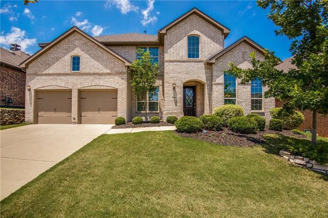 1321 Verbena Lane, Argyle in Denton County, TX 76226 Home for Sale