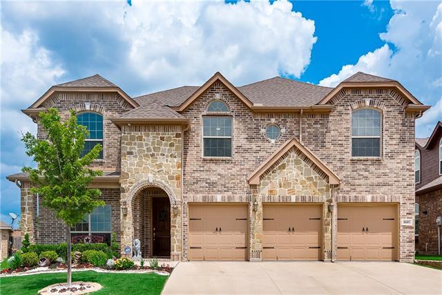 8605 Snowdrop Court, Fort Worth Alliance, Texas