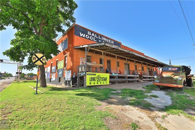 608 Railroad Avenue, Ballinger, TX 76821
