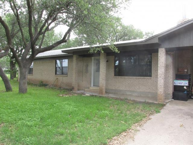 93 County Road 101, Brady, TX 76825