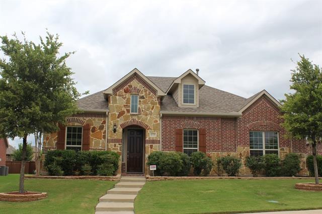 1036 Balmorhea Drive, Allen, Texas