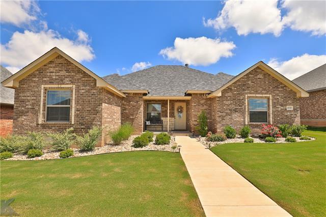 4110 Forrest Creek Court, Abilene, TX 79606