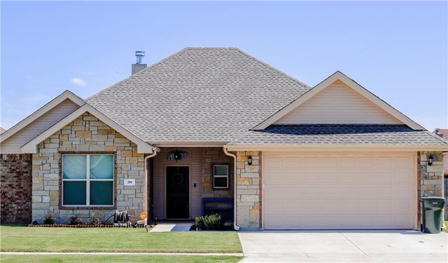 309 Mill Creek Drive, Abilene, TX 79602