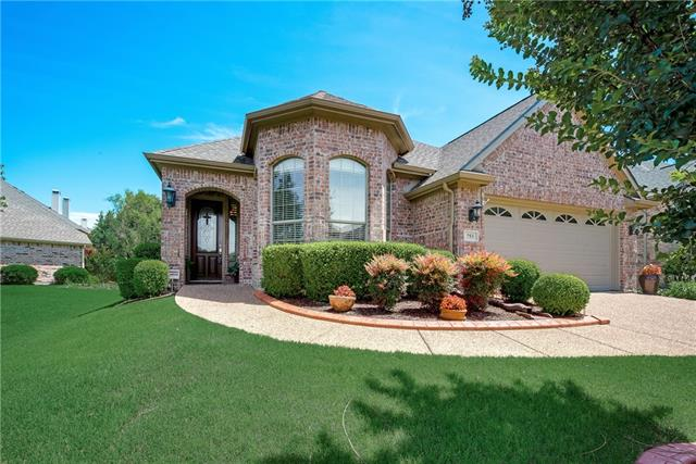 753 Barton Springs Drive, Fairview in Collin County, TX 75069 Home for Sale