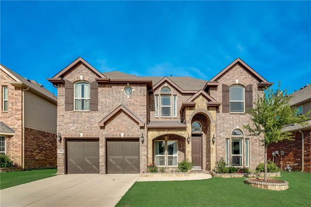 9628 Yerba Mansa Lane, Fort Worth Alliance, Texas
