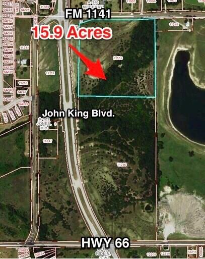 880 FM 1141/JOHN KING Boulevard, one of homes for sale in Rockwall