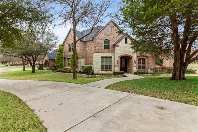 931 Willow Court, Fairview in Collin County, TX 75069 Home for Sale