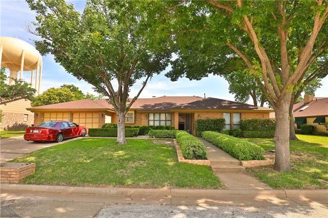 3018 Gilmer Avenue, Abilene, TX 79606