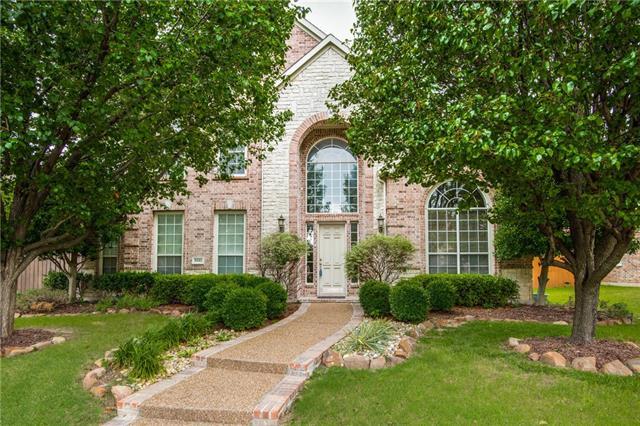Allen Homes for Sale -  New Listing,  2141 Estes Park Court