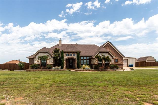 133 Mountain Meadow Drive, Tuscola, TX 79562