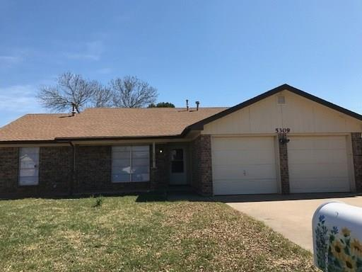 5309 Castle Road, Abilene, TX 79606