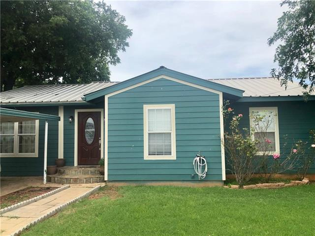 1010 W Elliott Street, Breckenridge, TX 76424