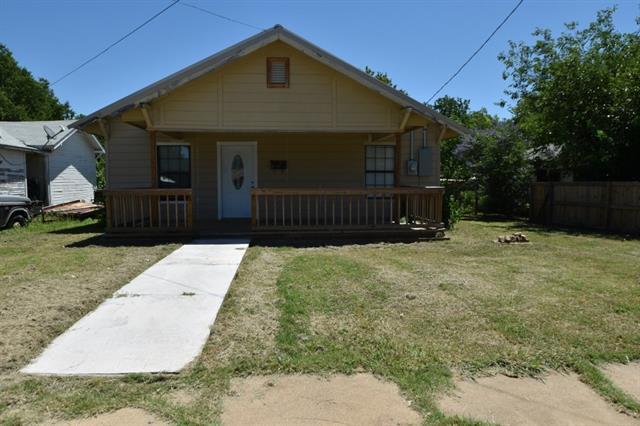 1808 8 1/2 Street, Brownwood, TX 76801