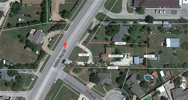 5619 Buffalo Gap Road Abilene, TX 79606