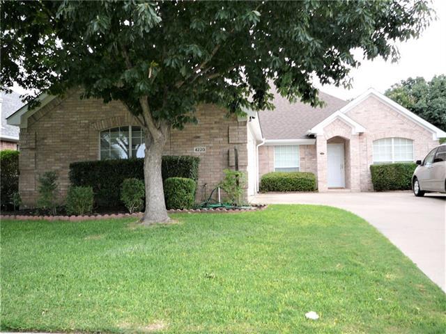 4220 Debbie Drive, Grand Prairie in Dallas County, TX 75052 Home for Sale