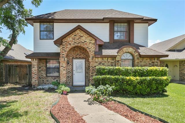 1115 Meadows Drive, Grand Prairie in Dallas County, TX 75052 Home for Sale