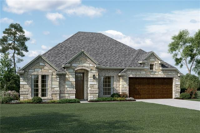 2510 Williamsburg Drive, Melissa in Collin County, TX 75454 Home for Sale