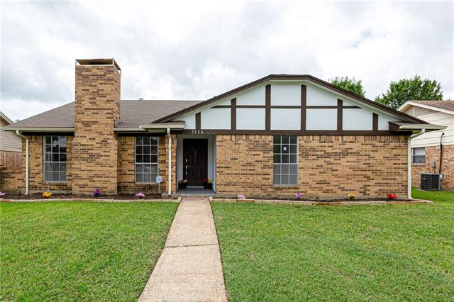1134 Westminster Lane 75040 - One of Garland Homes for Sale