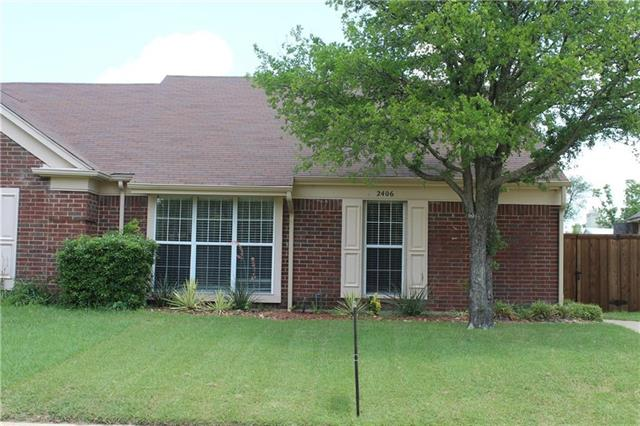 2406 Country Hollow Lane, Garland, Texas