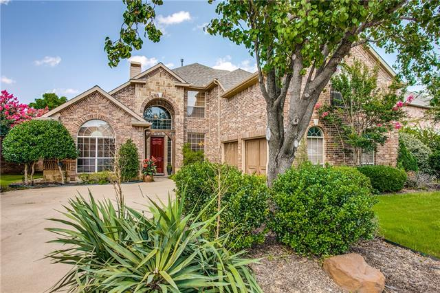 One of Keller 4 Bedroom Homes for Sale at 2217 Lakeway Drive