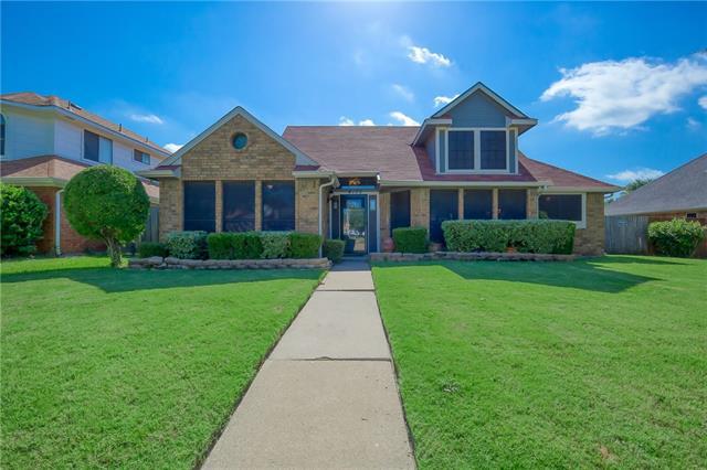 4132 Endicott Drive, Grand Prairie in Tarrant County, TX 75052 Home for Sale