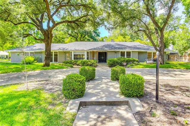 4109 Bellaire Drive S, Fort Worth Central West, Texas
