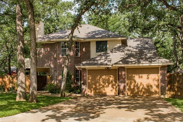 Keller Homes for Sale -  Cul de Sac,  1024 Conchos Circle E