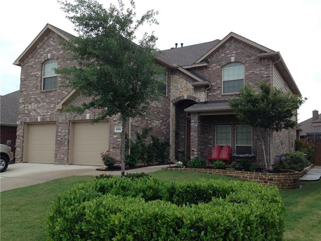 1401 Ocotillo Lane, Fort Worth Alliance in Tarrant County, TX 76177 Home for Sale