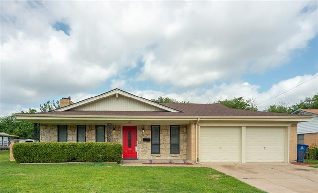 107 N Bernice Drive, Garland, Texas