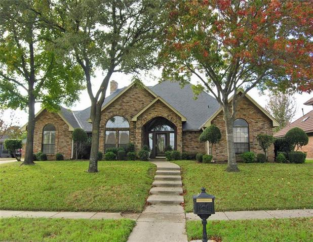 709 Trail Lake Drive, Euless in Tarrant County, TX 76039 Home for Sale