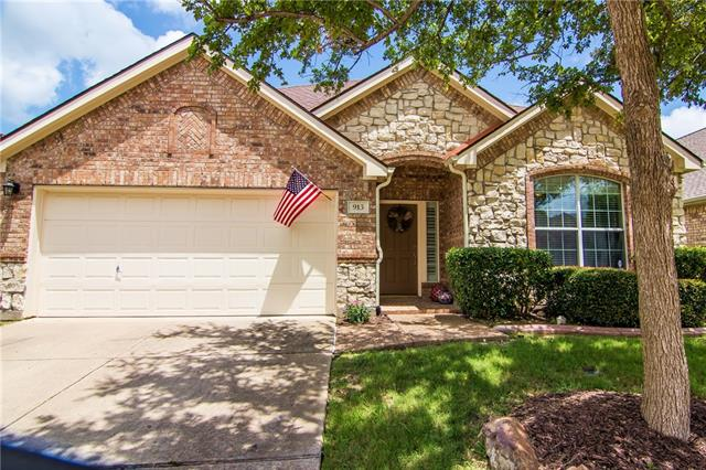 913 Medinah Drive, Fairview in Collin County, TX 75069 Home for Sale