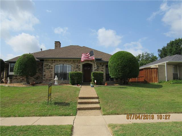 2618 Ridge Oak Place, Garland, Texas