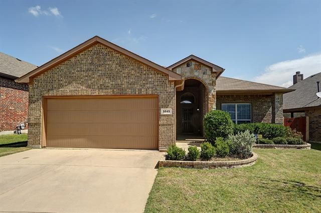 3045 Beaver Creek Drive, Fort Worth Alliance in Tarrant County, TX 76177 Home for Sale