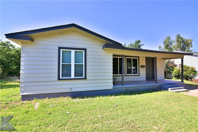 541 En 21st Street Abilene, TX 79601