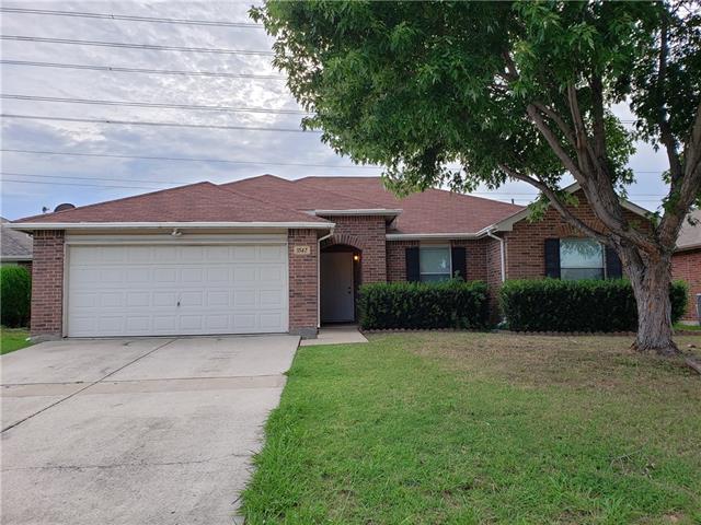 3547 Saguaro Drive, Grand Prairie in Dallas County, TX 75052 Home for Sale