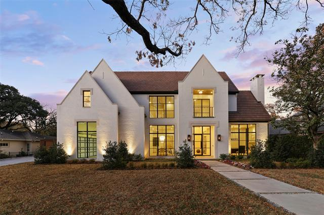6043 Stefani Drive, Preston Hollow, Texas